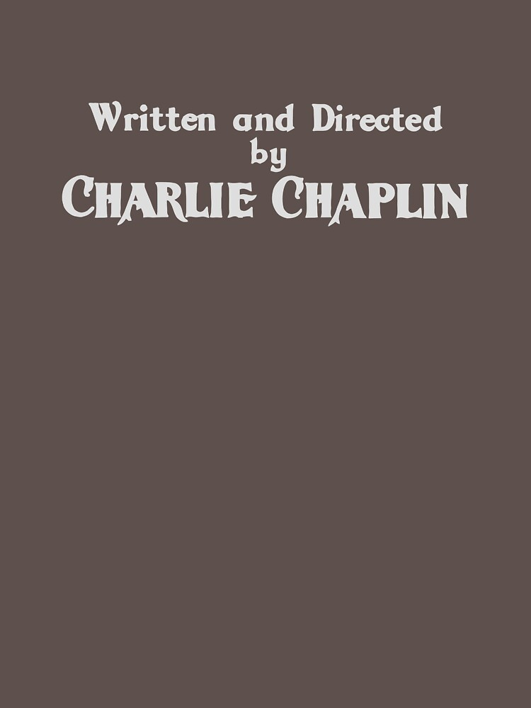 Modern Times | Written and Directed by Charlie Chaplin by directees