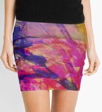 Outside The Lines Mini Skirt