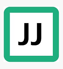 JJ / 常磐線快速-Joban Line Rapid- Photographic Print