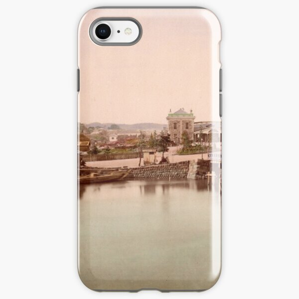 Yokohama Railway Station iPhone Tough Case
