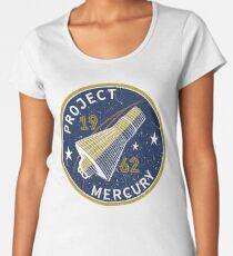 Space Project Mercury Women's Premium T-Shirt
