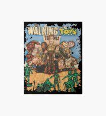 Walking Toys Art Board