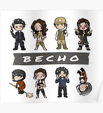 Becho Duck Tape Poster