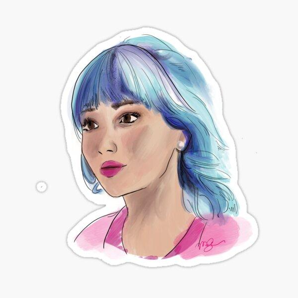 Lola Pacini - Degrassi Sticker