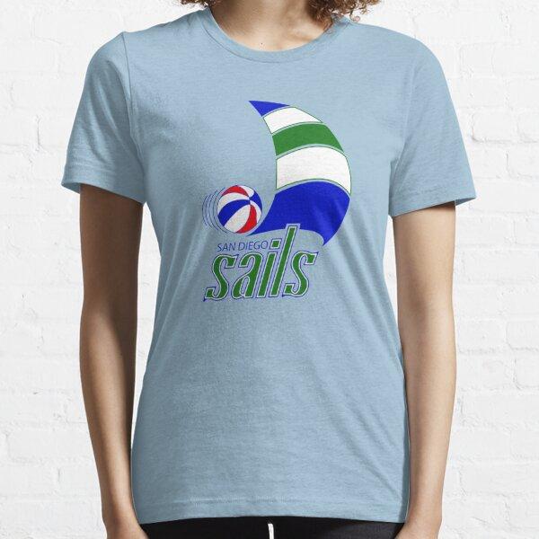 SAIL - VINTAGE BASKETBALL Essential T-Shirt