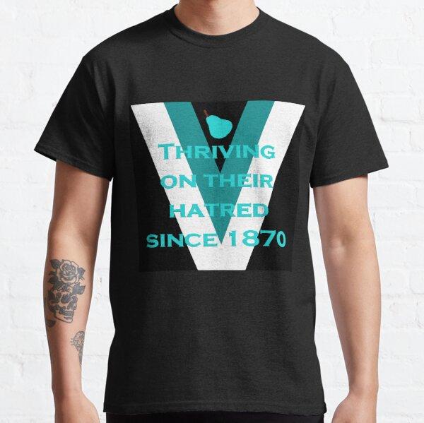 Plugger Boak's V Pear (Black) Classic T-Shirt