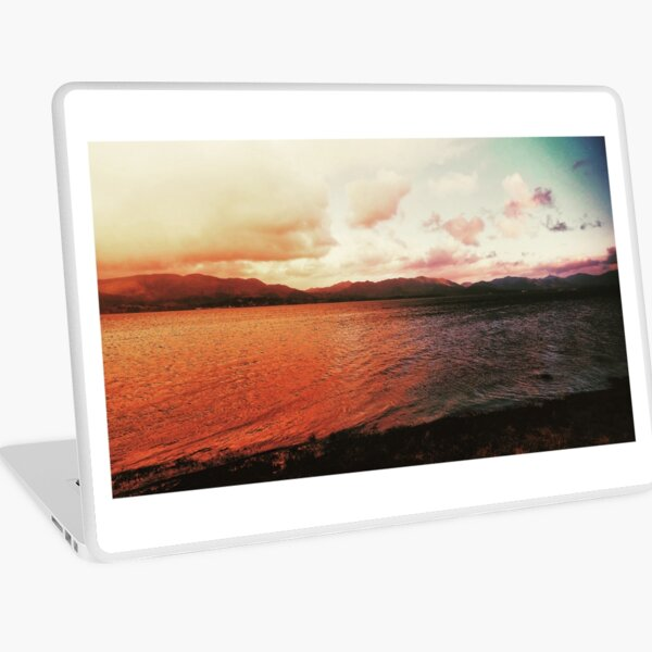 After Storms, Near Sunset Laptop Skin