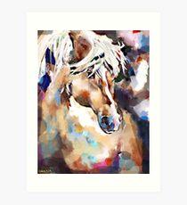 Palomino Art Print