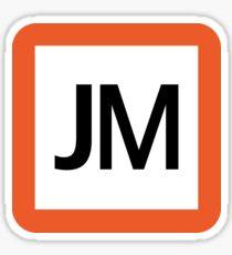 JM / 武蔵野線-Musashino Line- Sticker