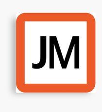JM / 武蔵野線-Musashino Line- Canvas Print