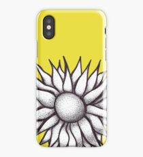 Daisy Jumps off the Page iPhone Case