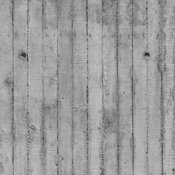 Board Marked Concrete Texture, Vertical by jjphoto