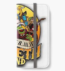 Dr Teeth and the Electric Mayhem  - The Muppets TV  iPhone Wallet/Case/Skin