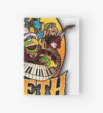 Dr Teeth and the Electric Mayhem  - The Muppets TV  Hardcover Journal