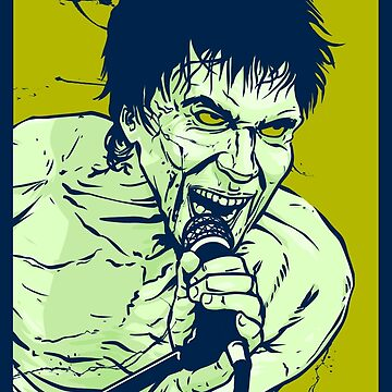 Lux Interior - Tribute by scottogara