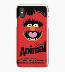 The Muppets - Animal iPhone Case/Skin