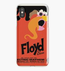 The Muppets - Floyd iPhone Case