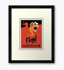 The Muppets - Floyd Framed Print