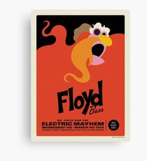 The Muppets - Floyd Canvas Print