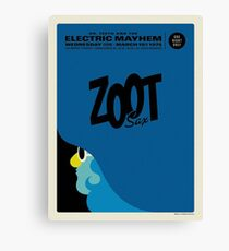 The Muppets - Zoot Canvas Print