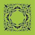 Bugdana Pattern by Mary Capaldi