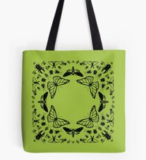 Bugdana Pattern Tote Bag