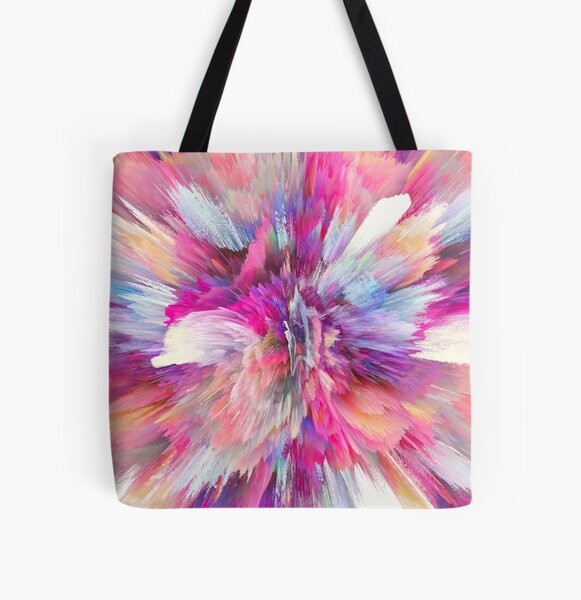 Happiness  unperturbed  All Over Print Tote Bag