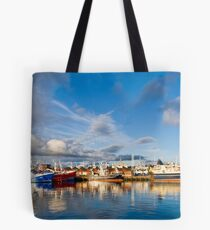 Killybegs Harbour Tote Bag