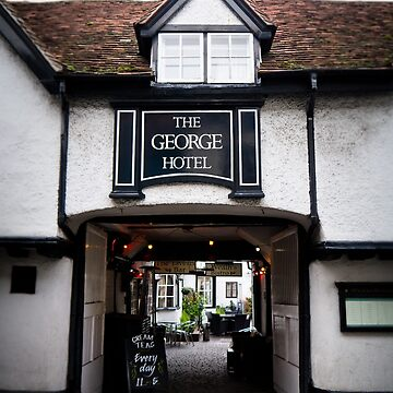 The George Hotel, Wallingford, Oxfordshire by jaytaylor