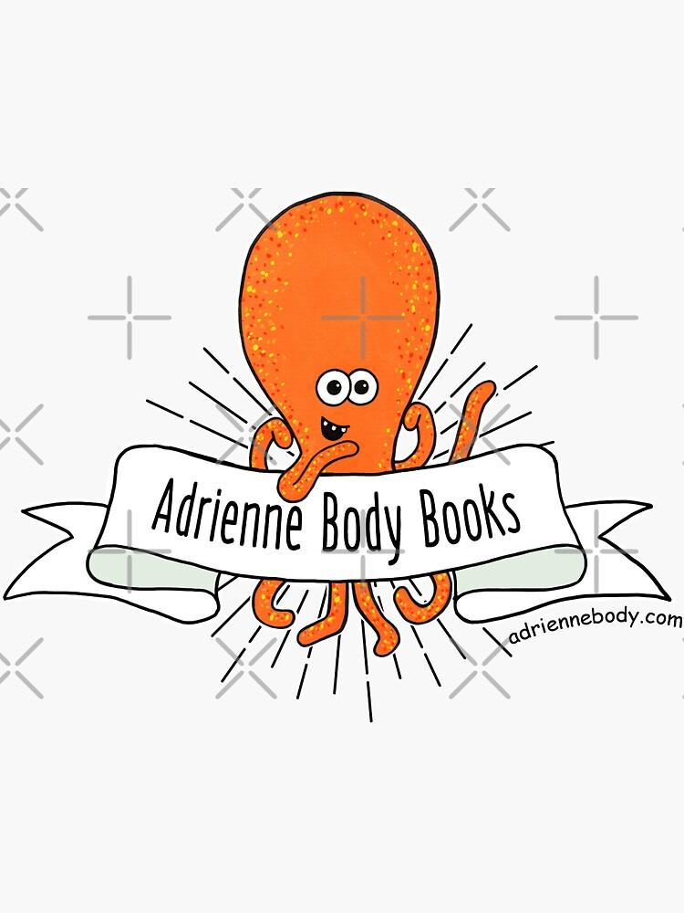 Adrienne Body Books - Kraken by AdrienneBody