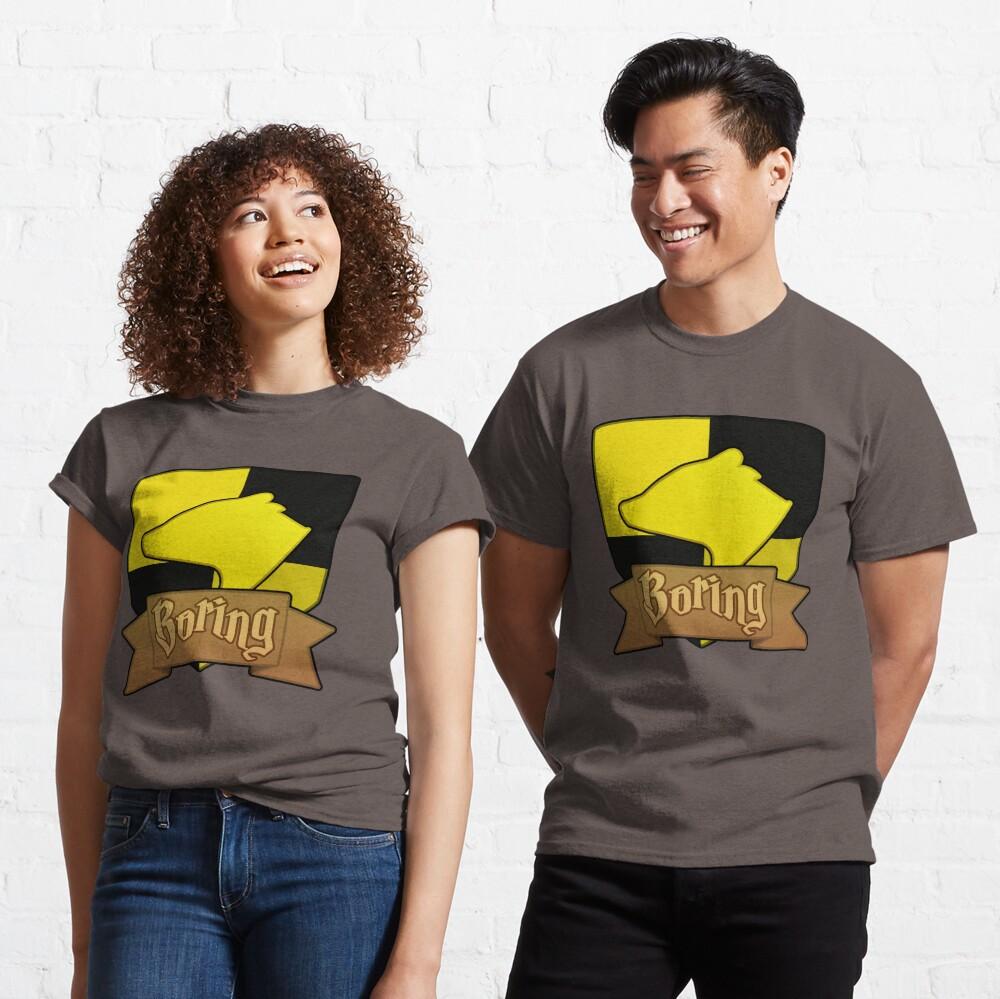 House Symbols - Boring Classic T-Shirt
