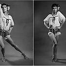Dancer by kellyanndoll