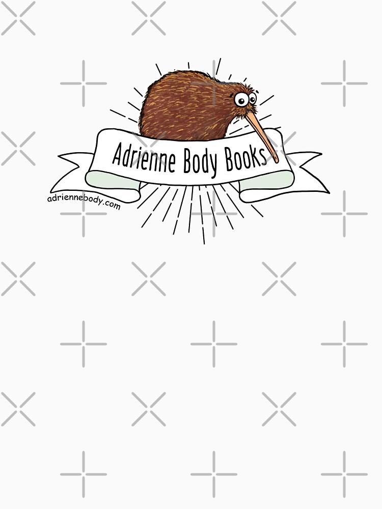 Adrienne Body Books - Kiwi by AdrienneBody