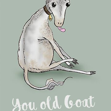 You old Goat! by Extreme-Fantasy