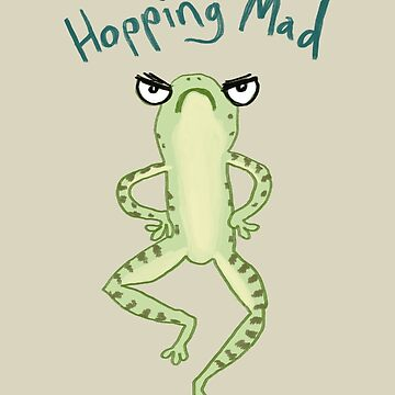Hopping Mad by Extreme-Fantasy