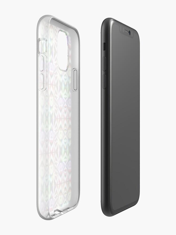 Coque iPhone «Câlins bisous», par JLHDesign