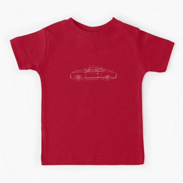 White Wire Ghia Kids T-Shirt