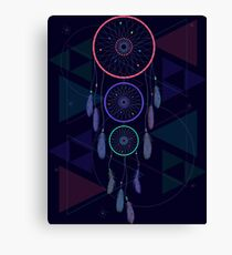 Psychedelic Dreamer Canvas Print