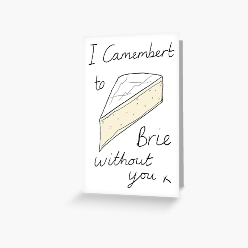 Thinking of You Greeting Card by brie