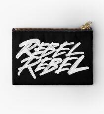 Rebel Rebel-David Bowie Studio Pouch