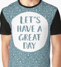 Flourishes Graphic T-Shirt