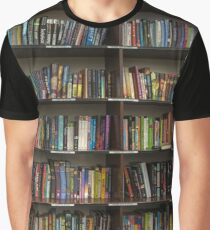 library  Graphic T-Shirt
