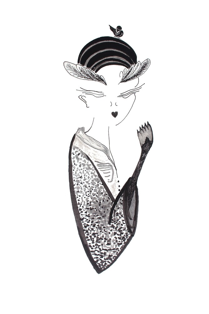 A Little Bird Told Me I'm Fantastic by jenesa1squo1