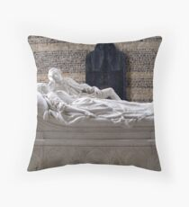 Tomb Throw Pillow
