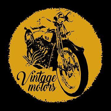 Vintage Motors by SmartStyle