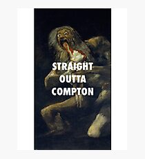 Straight Outta Compton Photographic Print