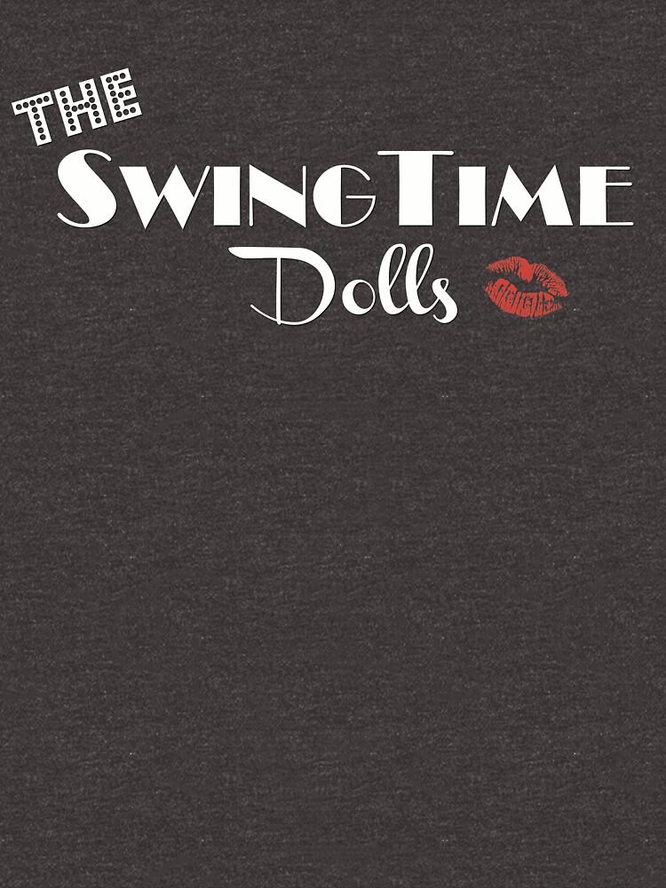 SwingTime Dolls Official Logo by SwingTimeDolls