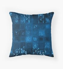 Abstract Tribal Art - Burning Desire Throw Pillow