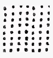 Ink Brush #3 Photographic Print