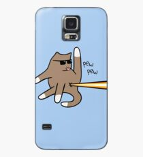 Cat Butt Laser Case/Skin for Samsung Galaxy